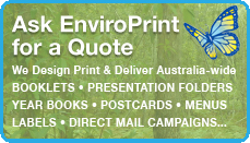 Ask EnviroPrint for a Quote